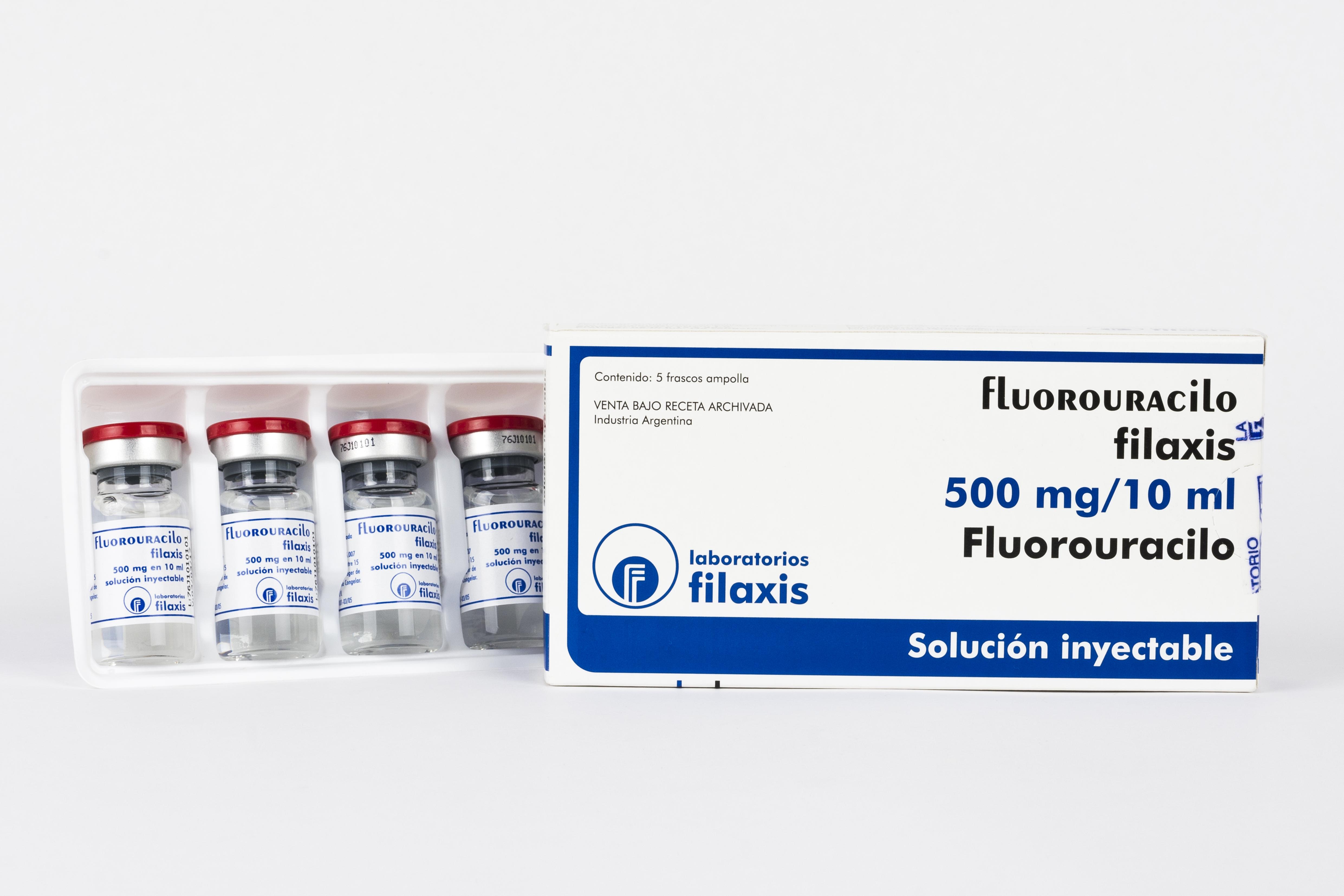 Fluorouracilo Filaxis