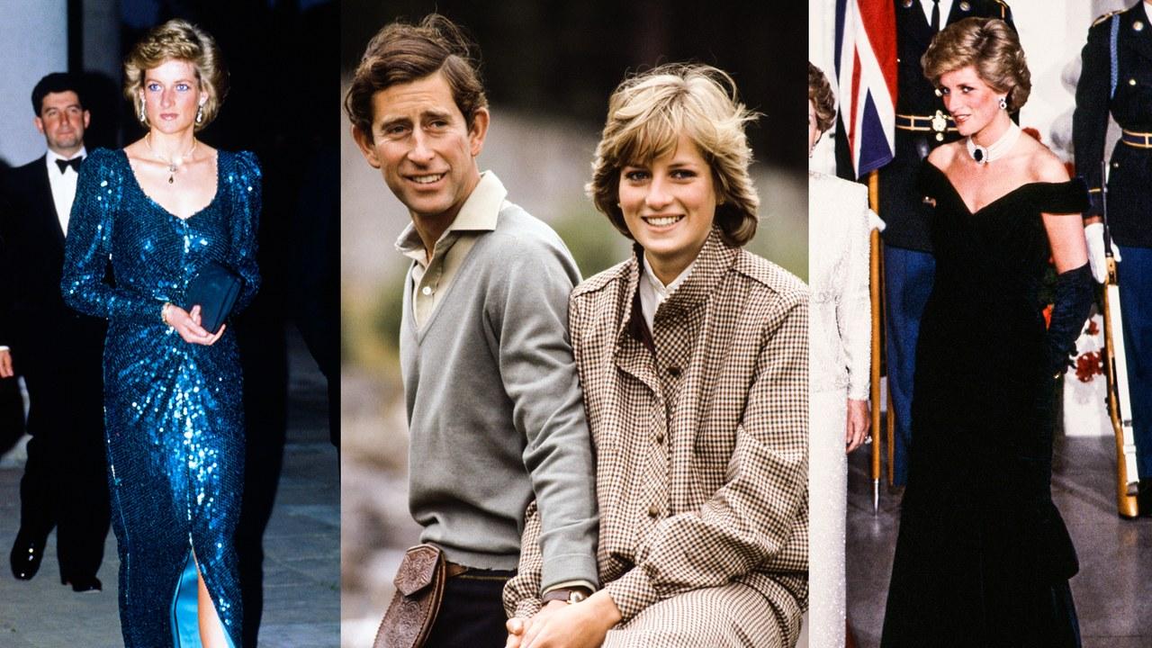 Diana princess fashion