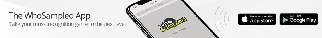 Get the WhoSampled App