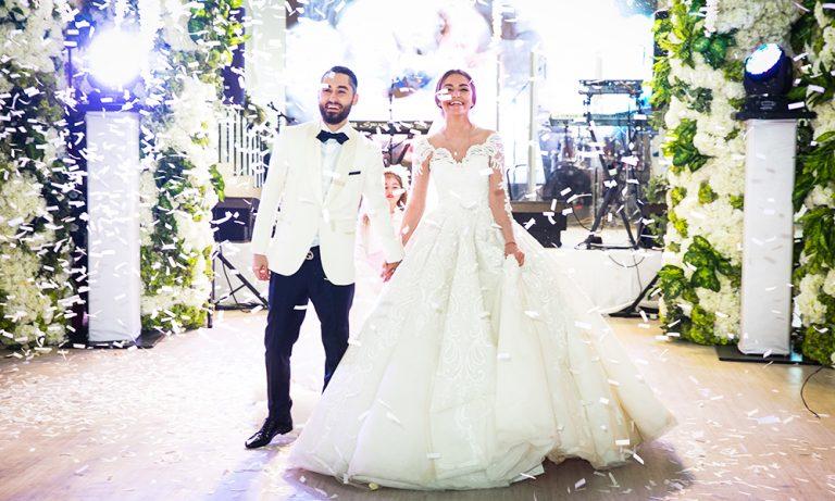 Мот и Мария Гураль на медовом месяце