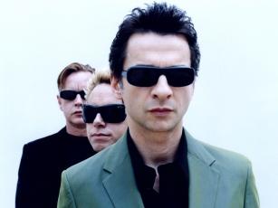 обоя depeche, mode, музыка