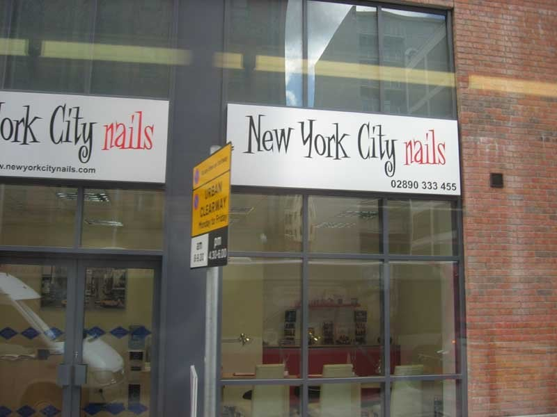 New york nails belfast