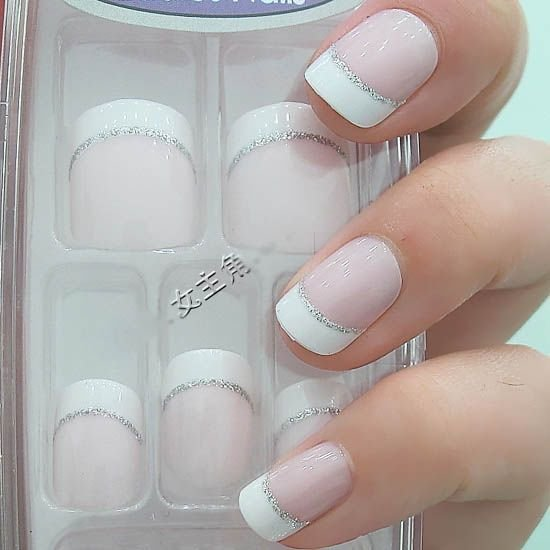 Party tip nails