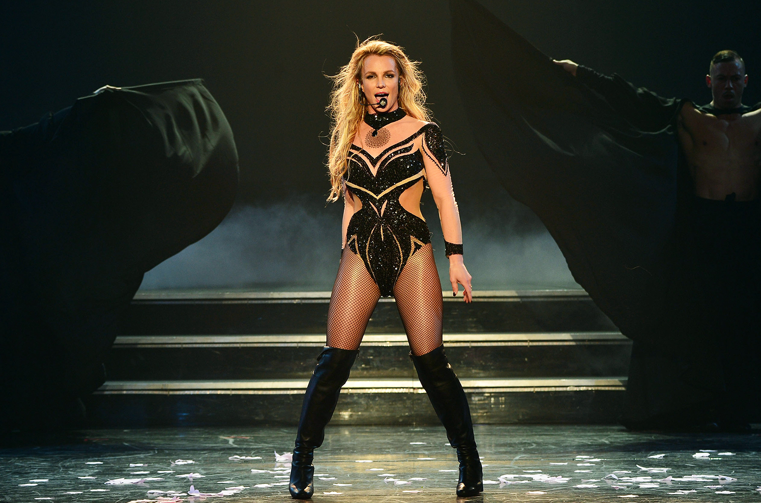 Britney spears vegas show seating chart