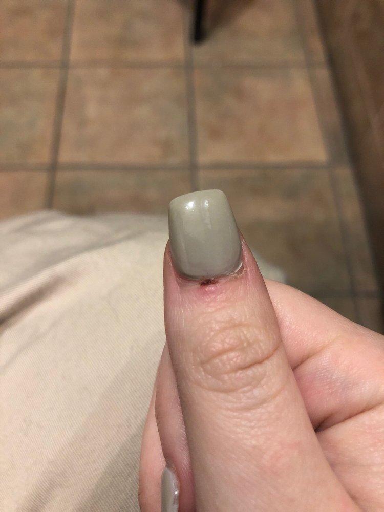Elite brand nails