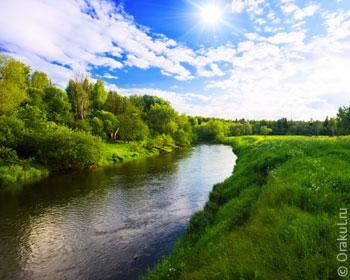 Во сне идти по реке