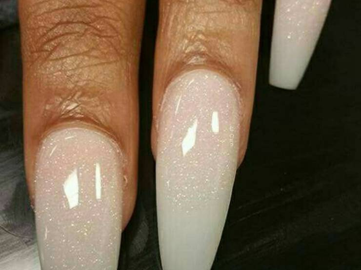 Desirable nails and beauty