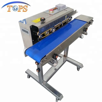 Industrial sealer machine