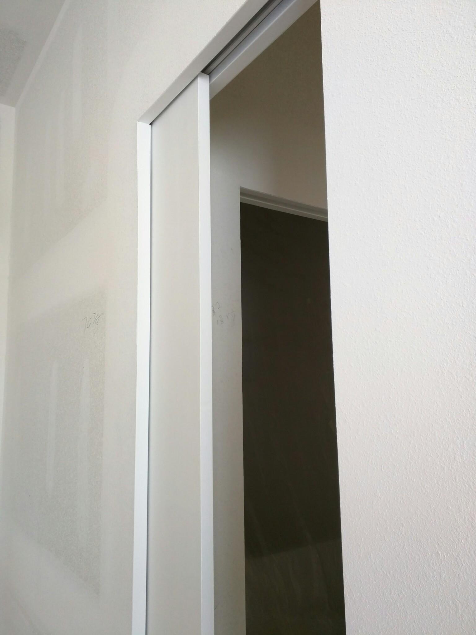 EZY Jamb Pocket Door In One Of The Kidu0027s Rooms.