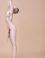 Голая актриса, певица Miley Cyrus фото, эротика, картинки - фотосессия из мужского журнала GQ на Xuk.ru! Фото 78