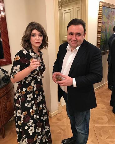 Варвара Ремчукова и Александр Раппопорт