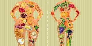 Тест: Если вы выберете нелюбимые блюда, мы определим ваш вес