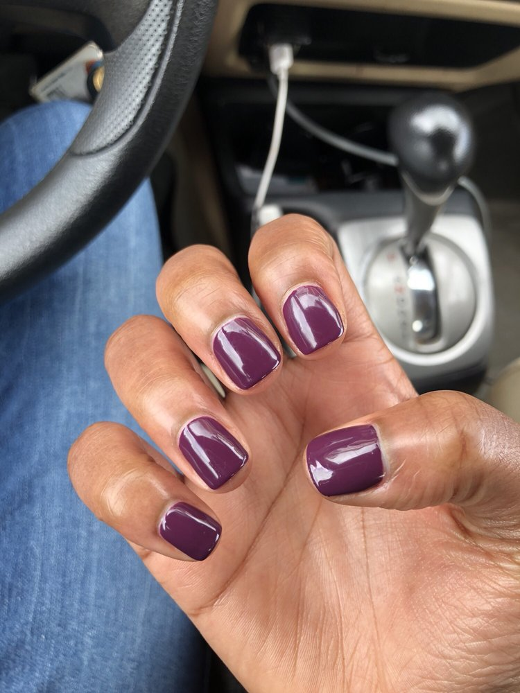 Glossy nails hickory nc