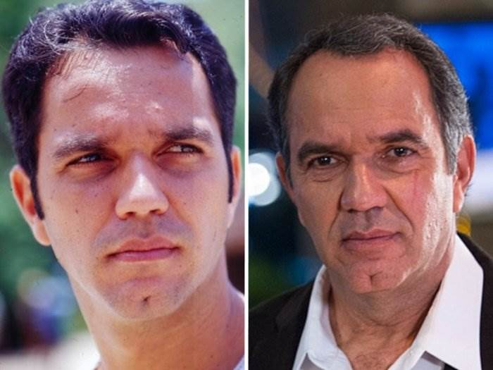 Секрет тропиканки бразильский сериал актеры