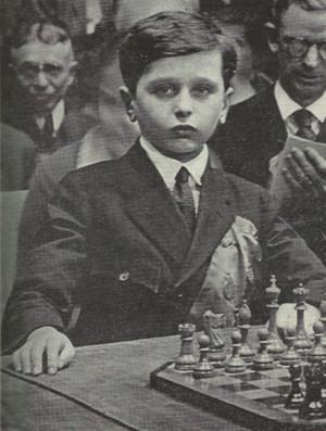 Սամուել Ռեշևսկին 10 տարեկանում