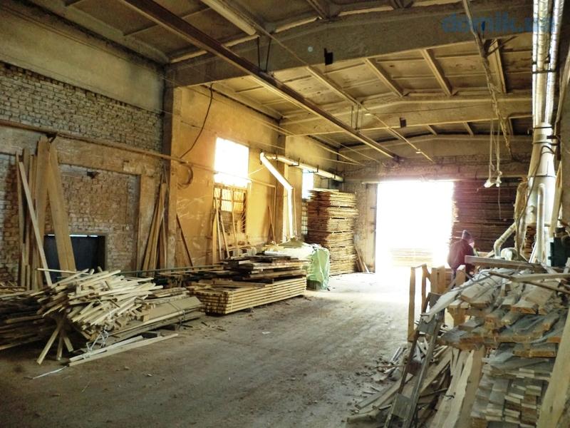 Здание мебельного цеха