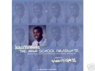 Kanye west graduate cd