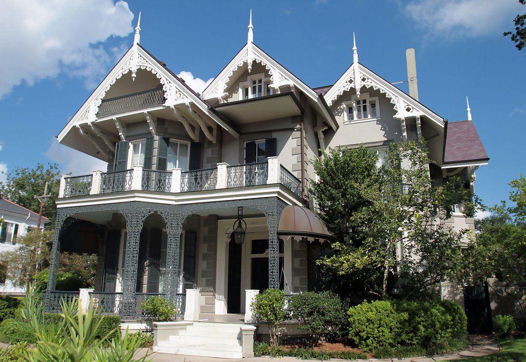 Sandra bullock new orleans home address