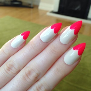 Acrylic nails costs