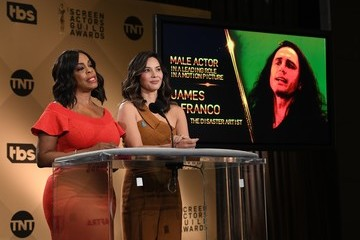 James Franco 24th Annual SAG Awards Nominations Announcement