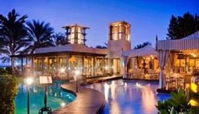 Eauzone restaurant in Dubai located at the One & Only Mirage