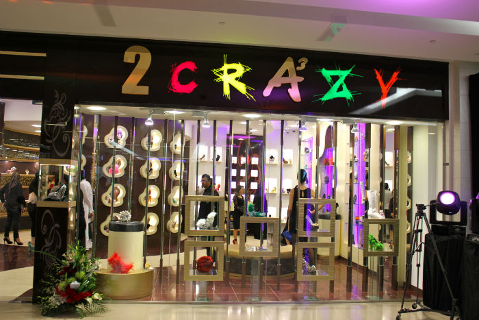 World's wackiest shoes on sale at '2 Crazy Dubai'