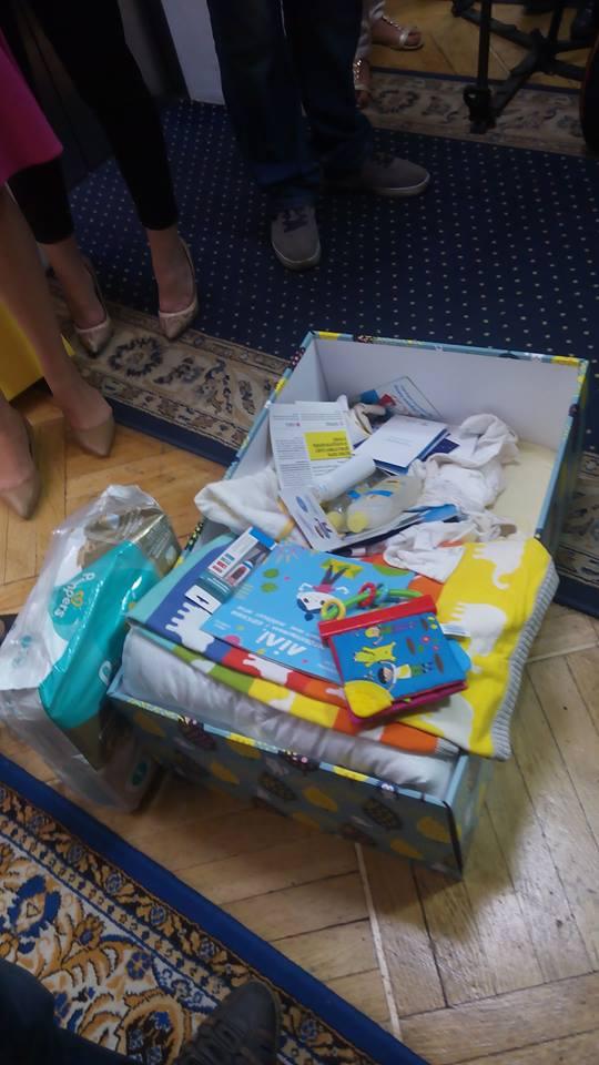 Вещи для ребенка в первые месяцы