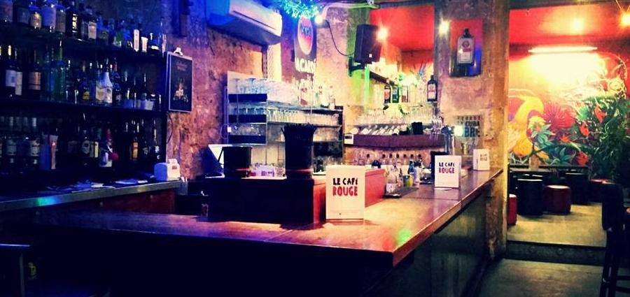 café rouge bonne musique bonne ambiance bar bordeaux