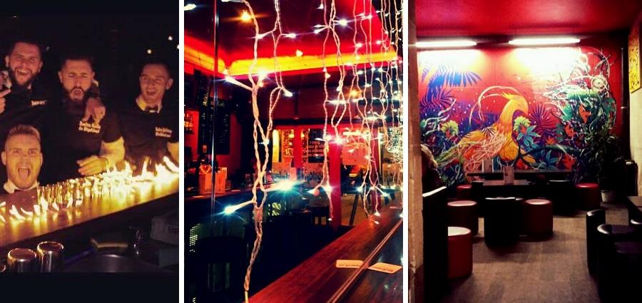 café rouge bar centre Bordeaux