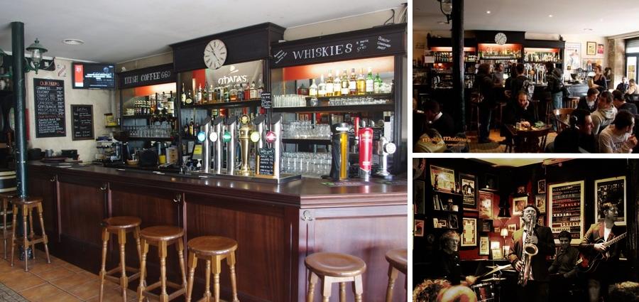 Molly Malone's pub irlandais bordeaux