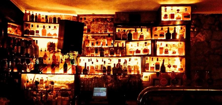 Vintage bar bières les moins chères de Bordeaux