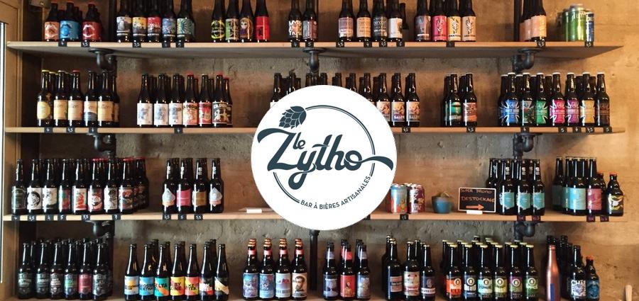 Le zytho plus grand choix de bieres bordeaux