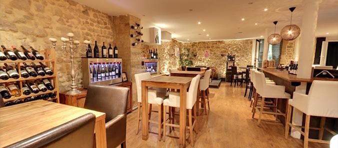 aux quatres coin du vin bar a vin bordeaux