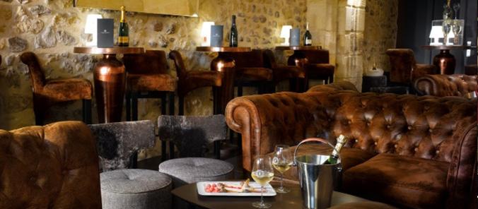 Secret d'initiés bar à champagne bordeaux