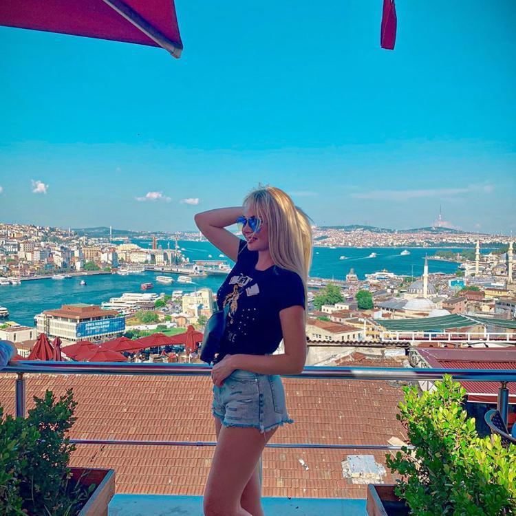 Дарья пынзарь свежие фото