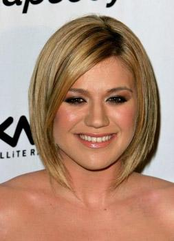 Hairstyle kelly clarkson