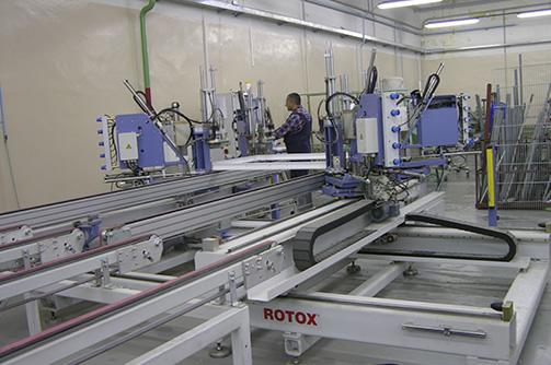 Завод по изготовлению пластика