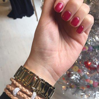Classique nails