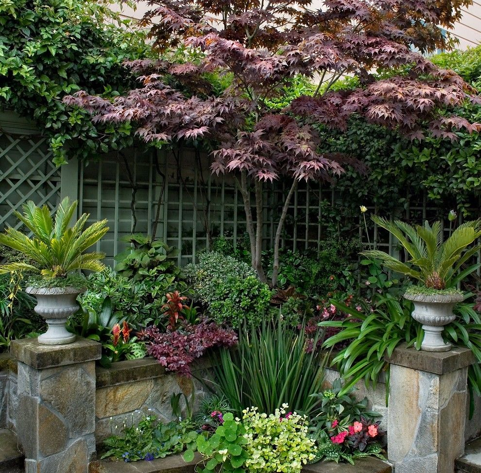 Cute Japanese Garden Designs For Small Spaces ...