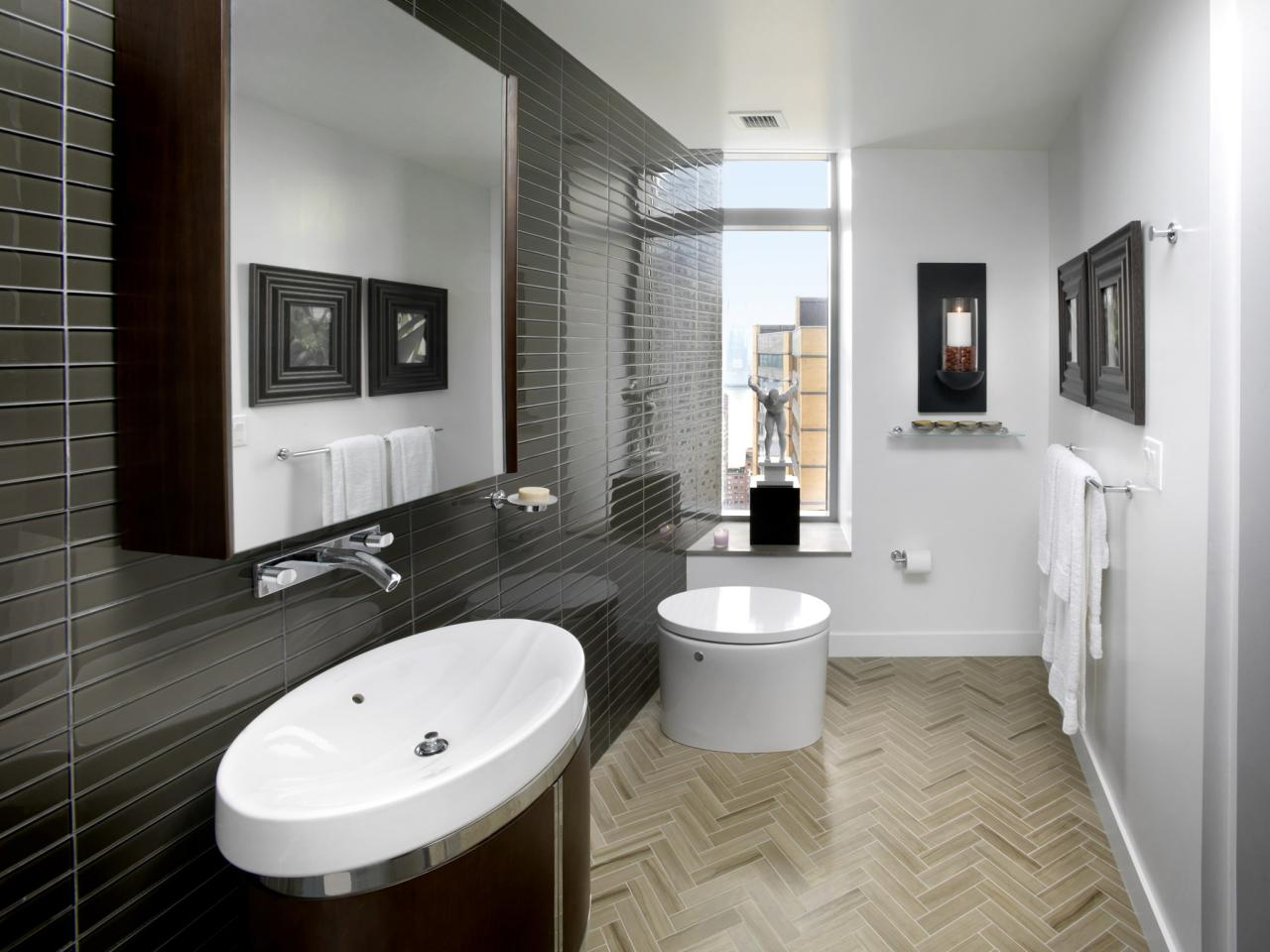 Office Bathroom Design - [livegoody.com]