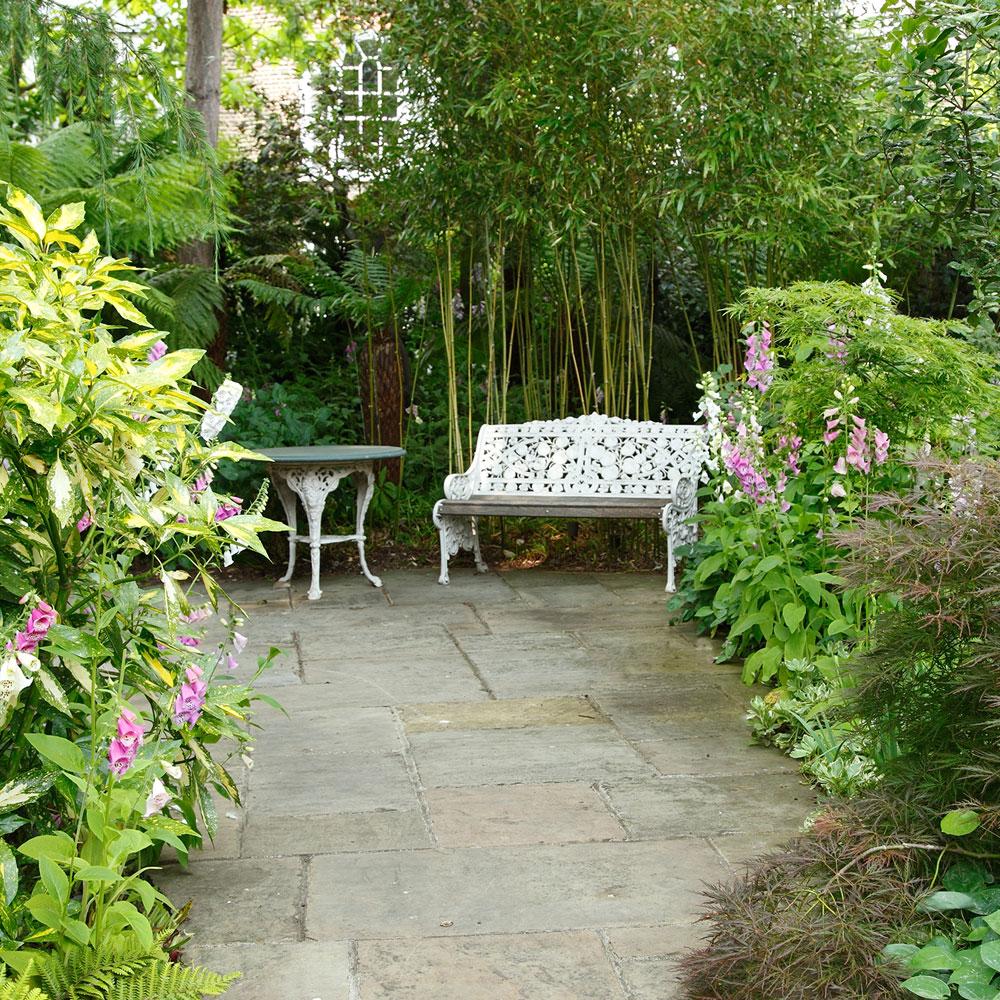 Cute garden design ideas for small spaces garden for Small garden design plans