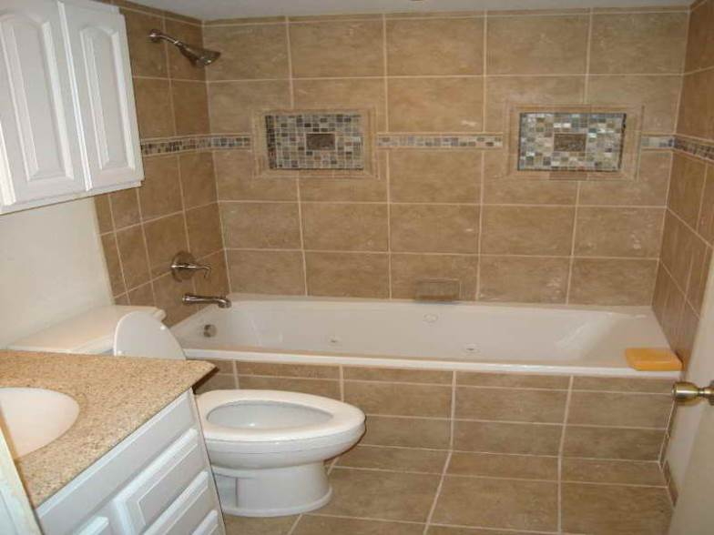 Awesome Small Bathroom Designs With Separate Shower And Tub - How much is a small bathroom remodel