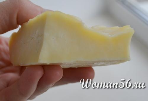Сыр в домашних условиях из домашнего молока