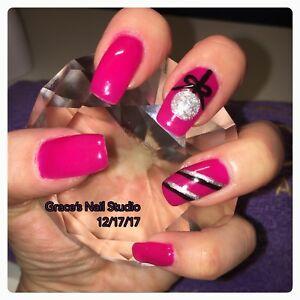 Edmonton nail salons gel nails