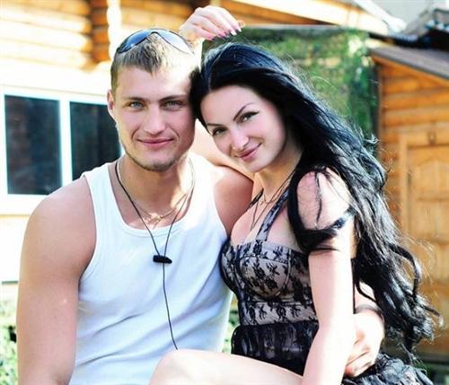 Женя Феофилактова и Саша Задойнов