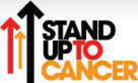 Stand up to cancer celebrities