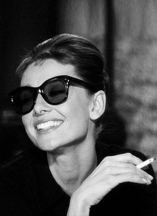 Female smoking celebrities