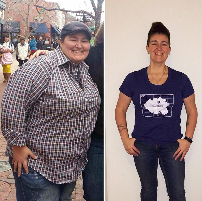 42. - 68 кг за 13 месяцев