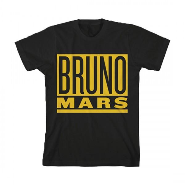 Bruno mars concert t shirts