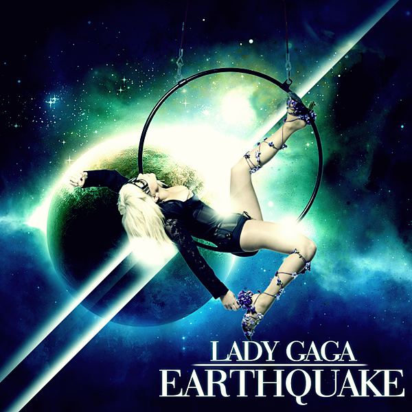 Earthquake lady gaga lyrics